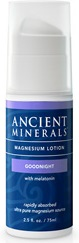 Ancient Minerals Magnesium Lotion Goodnight