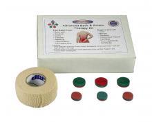 advanced healing bandage instructions