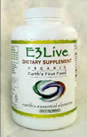 E3Live Frozen Blue Green Algae