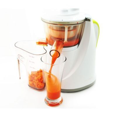 Hurom Slow Juicer 2nd Generation Test : Hurom Slow Juicer - Leaves more vitamins and Minerals In Your Juice