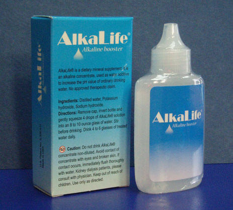 Alkalife Alkaline Drops