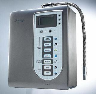 melody alkaline water machine