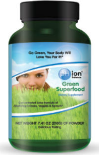 pHion Green Superfood
