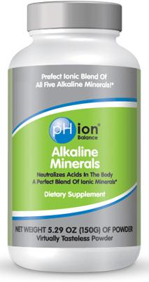 Alkalive™ Blue Mineral Complex